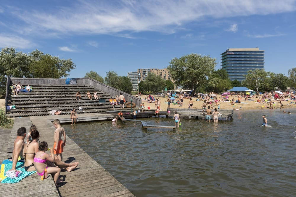FKK-Strand Gaasperplas, Bilder